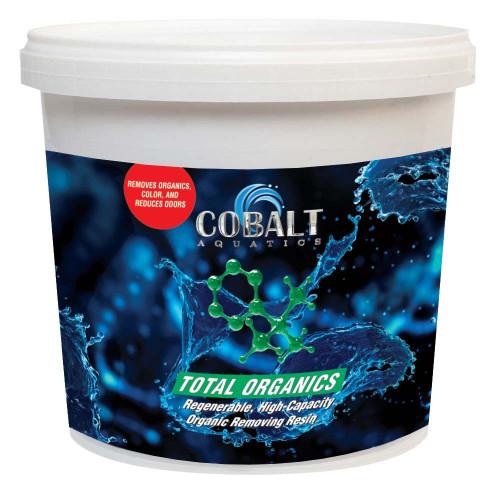 Cobalt Total Organics Removal Resin 54oz