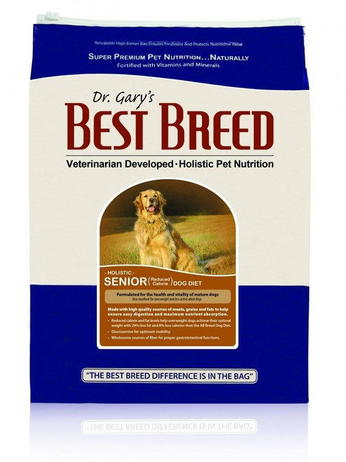 Best Breed Senior Dog Diets Nutritional-dense Kibbles, Naturally Promote The Health And Happiness Of Senior And Overweight Dogs. This Formula Helps Maintain Optimal Condition Of Older Dogs As Their Metabolism Slows And Activity Level Decreases. Its Re