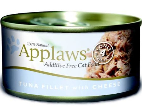 Applaws Cat Tuna - Cheese 5.5oz