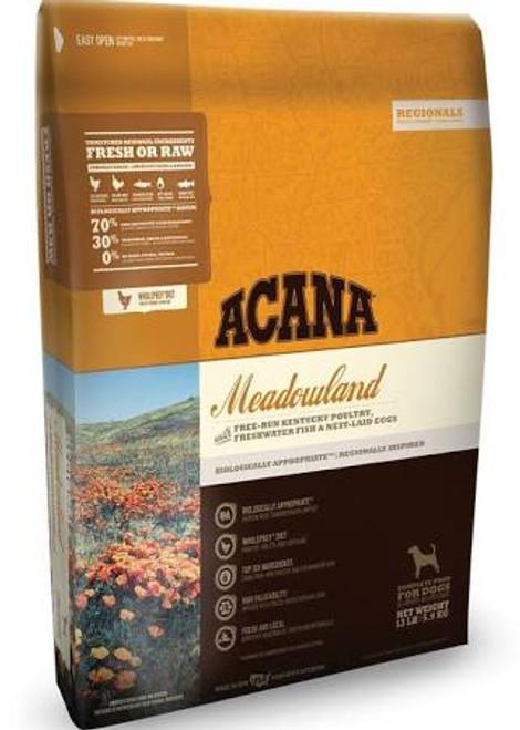 Acana Regionals Meadowland Dry Dog Food 12oz {L+x}