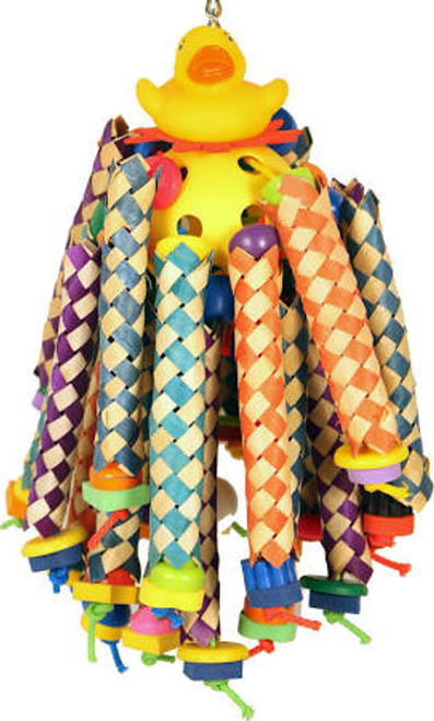 Encourages Your Birds Natural Instinct To Forage And Play. Facilitates Agility Intellect And Overall Well-being. Toys Are A Crucial Requirement For Your Birds Good Health.