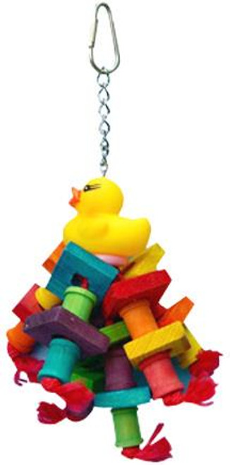 A& E Cage Rubber Duck Monster