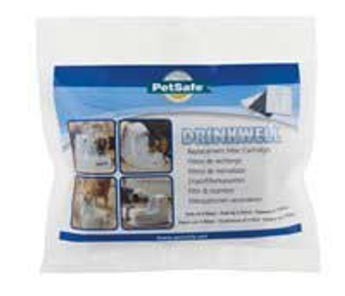 RADIO SYSTEMSDrinkwell Standard Replacement Filters Cat 3pk