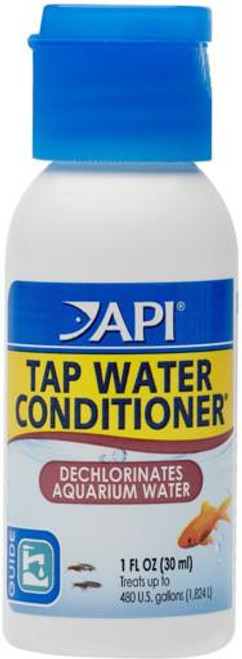 API Mars Fishcare Tap Water Conditioner 1oz - 12pc Counter Box *REPL 172166