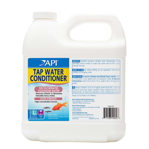 API Tap Water Conditioner 64oz