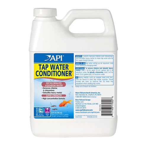 API Tap Water Conditioner 32oz