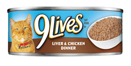 <p>let Your Cats Know Just How Special They Are With 9lives Liver &amp; Chicken Dinner Cat Food. Tender Grounds Of Chicken And Liver Paired Up In A Seasoned Sauce Take This Meal From Dinner To Delight.</p>