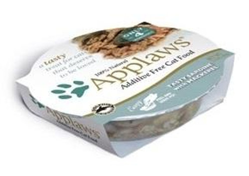 Applaws Tasty Sardine With Mackerel Contains Nothing More Than The Ingredients Listed. Applaws Is A Completely Natural Complementary Pet Food For Adult Cats.