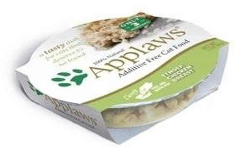 Applaws Tender Chicken Breast Contains Nothing More Than The Ingredients Listed. Applaws Is A Completely Natural Complementary Pet Food For Adult Cats.