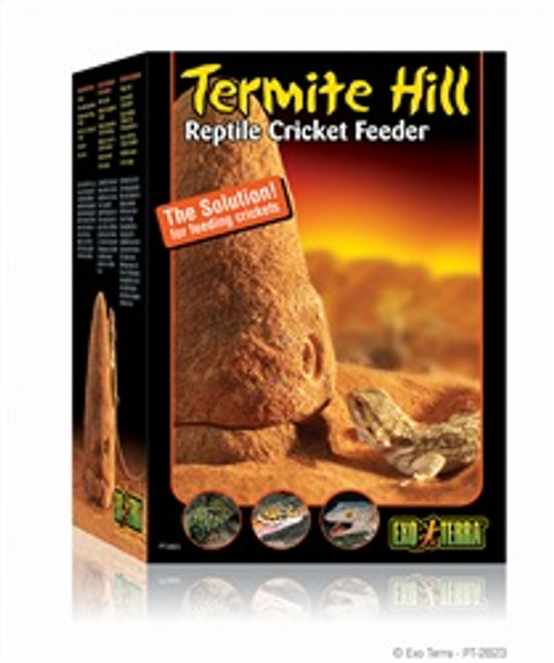 Exo-terra Termite Hill {requires 3-7 Days before shipping out}