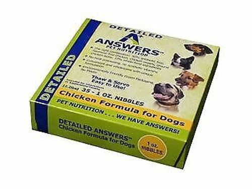 Dog Supplies Detailed Chicken Nibbles