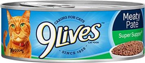 9Lives Ground Super Supper - 24/5.5 oz. Cans