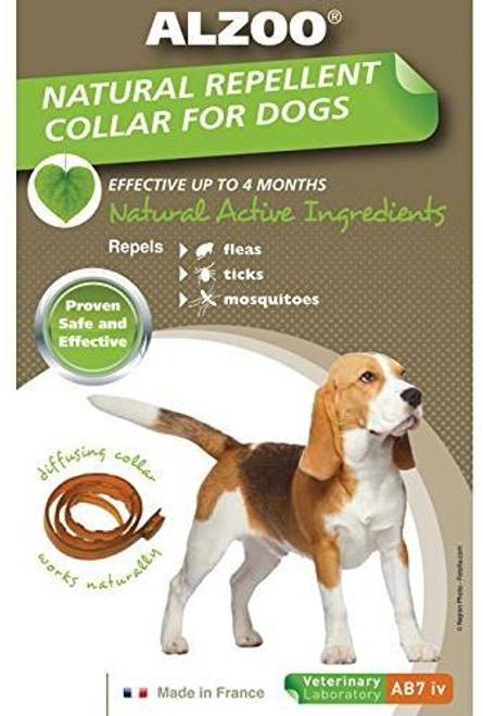Alzoo Dog Collar Medium