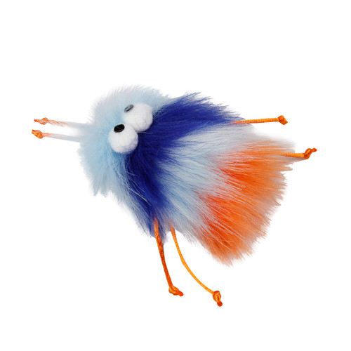 AFP Furry Ball Fluffer, Orange (2800)