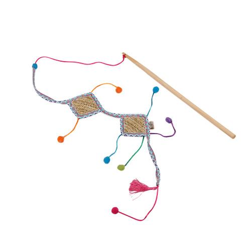 AFP Whisker Fiesta Wand Kite (2840)