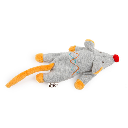 AFP Kitty Jumbo Mouse Grey (2723)