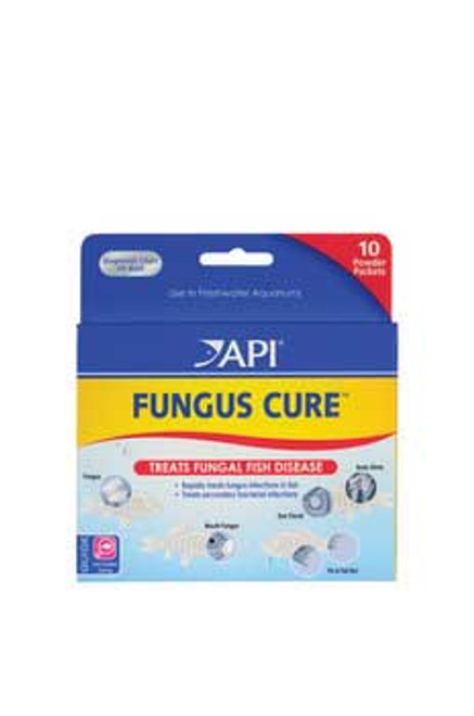 Aquarium Pharmaceuticals Fungus Cure Powder Packets