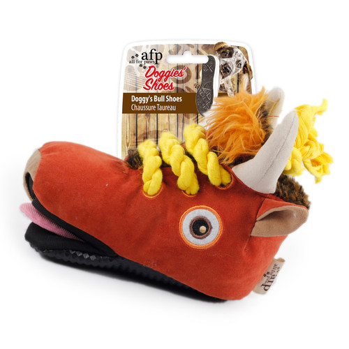 AFP Doggies Bull Shoes, Red (3430)
