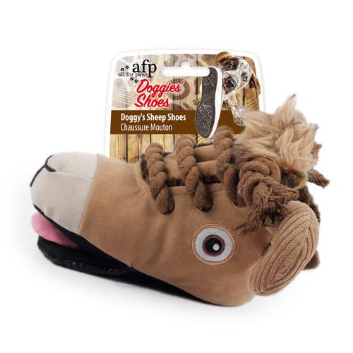 AFP Doggies Sheep Shoes , Beige (3431)