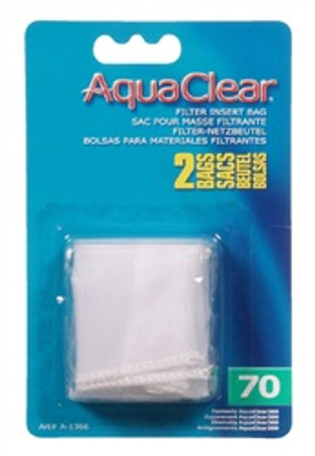 Aqua Clear 300 Nylon Bag (2/cd) {requires 3-7 Days before shipping out}