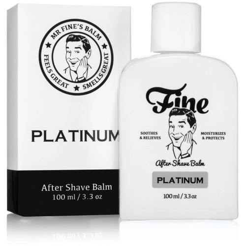 Platinum After Shave Balm