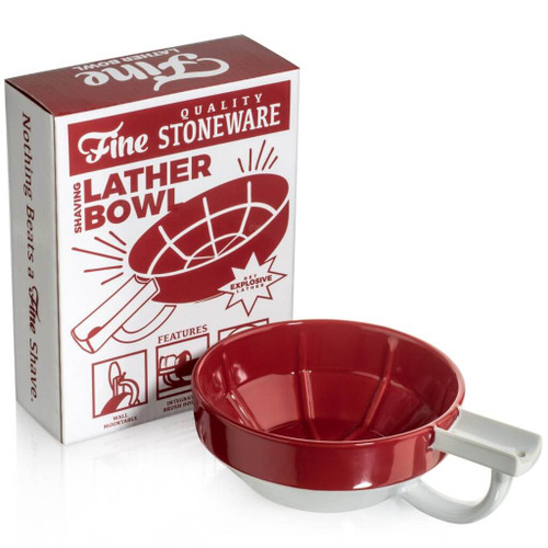 Lather Bowl