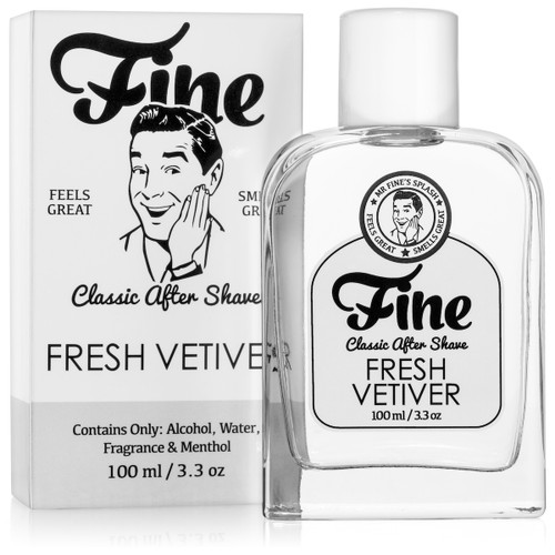Fresh Vetiver Classic After Shave