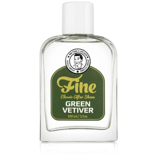 Green Vetiver Classic After Shave