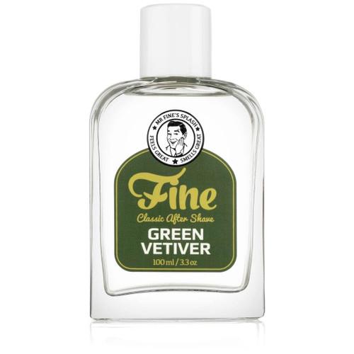 Fine Green Vetiver Aftershave