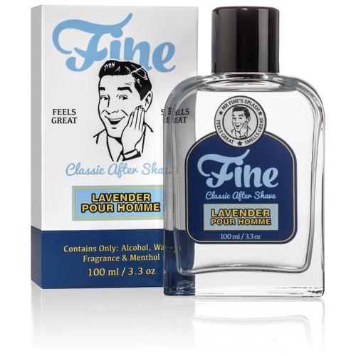 Fine Lavender Aftershave