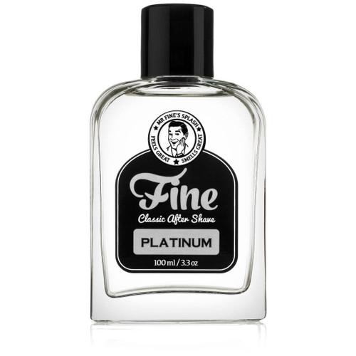 Fine Platinum Aftershave