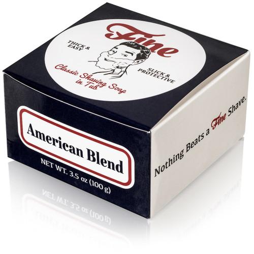 Fine American Blend Shaving Soap