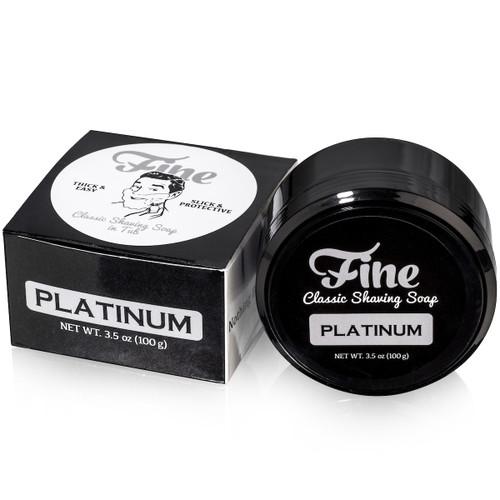 Fine Platinum Shaving Soap