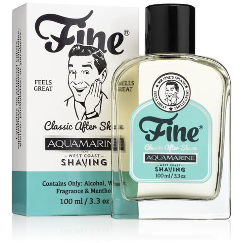 Fine Aquamarine Aftershave