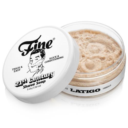 Fine Latigo Shaving Soap