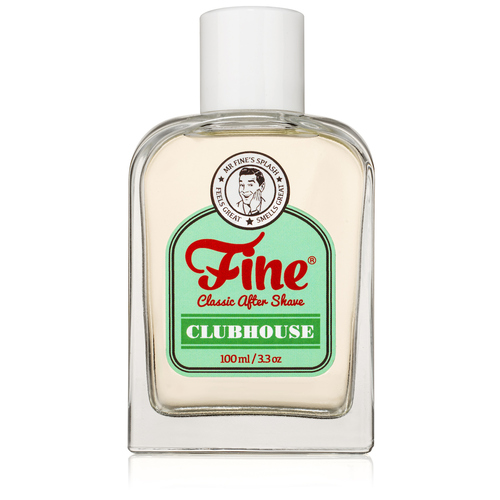 Fine Clubhouse Aftershave