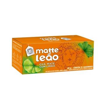 CHA MATTE LEAO COM LIMAO SAQUINHOS
