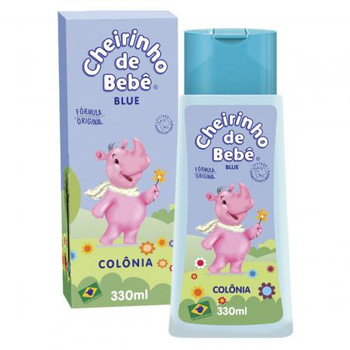 COLONIA CHEIRINHO DE BEBE BLUE