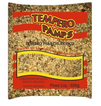 TEMPERO DE CHURRASCO PAMPAS