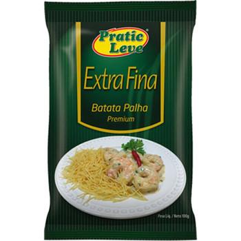 BATATA PALHA EXTRA FINA PRATIC LEVE 100GR