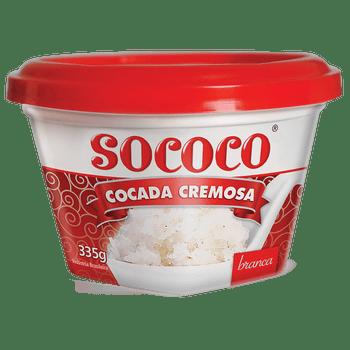 Cocada Cremosa Sococo