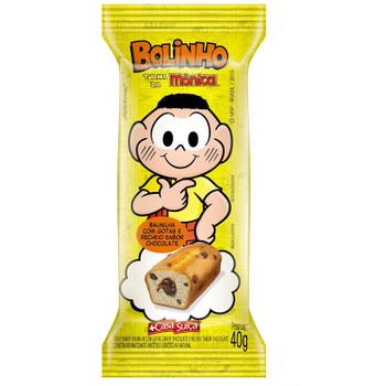 BOLINHO TURMA DA MONICA BAUNILHA C/CHOCOLATE