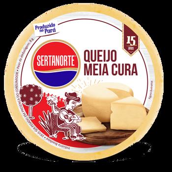 QUEIJO MINAS MEIA CURA SERTANORTE