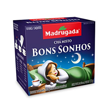 CHA BONS SONHOS MADRUGADA