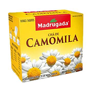CHA DE CAMOMILA MADRIGADA