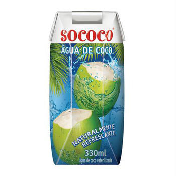 Mais praticidade e sabor na hora de se refrescar. A Água de Coco Sococo possui um alto poder de hidratação e um conjunto de nutrientes preciosos.