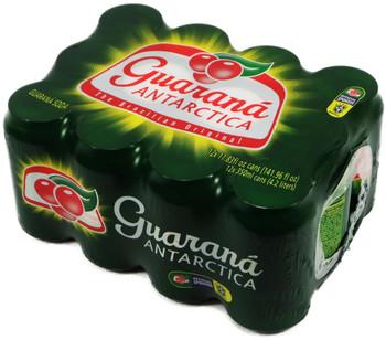 Refrigerante Guaraná Lata 350ml - Caixa com 12 Unidades