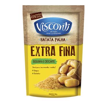 BATATA PALHA EXTRA FINA VISCONTI