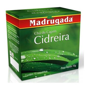 CHA CAPIM CIDREIRA LEMONGRASS MADRUGADA