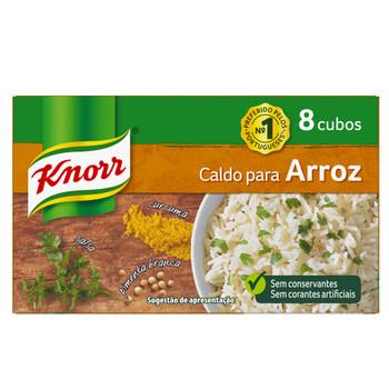 CALDO DE ARROZ KNORR